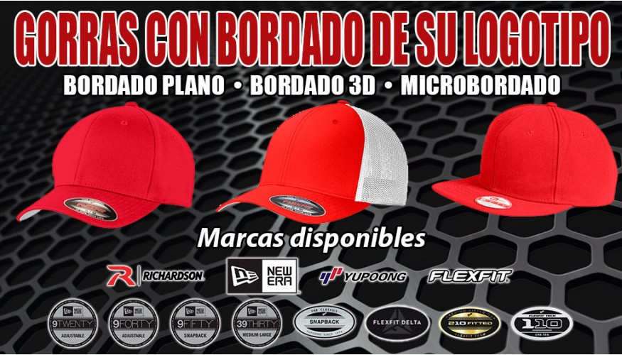 Gorra con Bordado